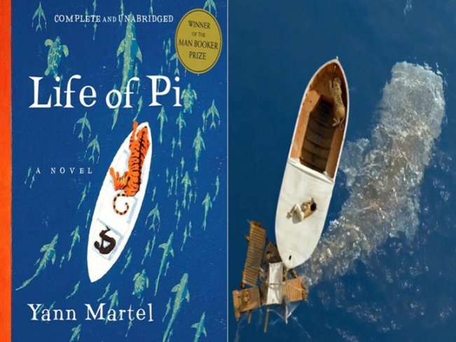 Life of Pi movie Indian satire blog