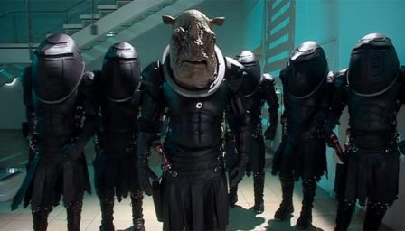 Judoon Doctor Who