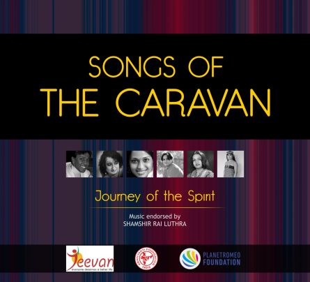 Album Songs of the caravan