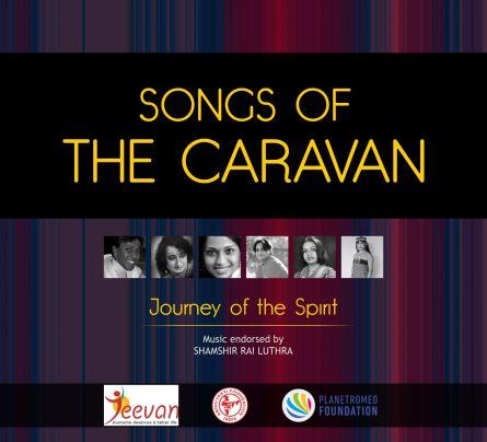 Album Songs of the caravan