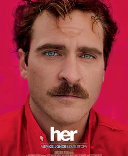 Her, Joaquin Phoenix, Her review, Scarlett Johansson