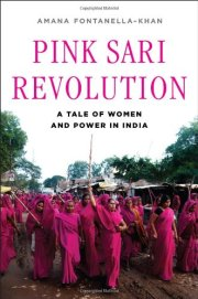 Pink Sari Revolution, Gulaabi Gag, UP, Amana fonatella Khan, review